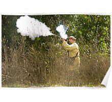 Opening shot Poster