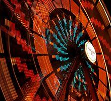 Ferris Wheel Pattern by davetefft