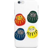 Hogwarts Daruma iPhone Case/Skin