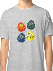 Hogwarts Daruma Classic T-Shirt