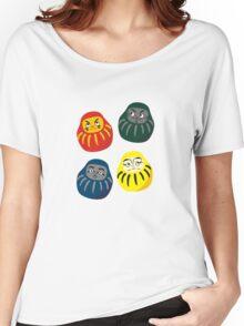 Hogwarts Daruma Women's Relaxed Fit T-Shirt