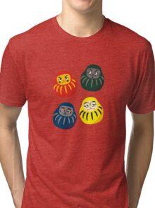 Hogwarts Daruma Tri-blend T-Shirt