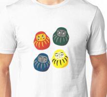 Hogwarts Daruma Unisex T-Shirt