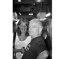 Mr Swanson Photographic Print