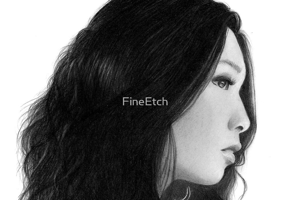 Beauty - Part 2 by FineEtch
