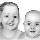 2 Children by FineEtch