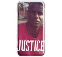 Justice for Freddie Gray iPhone Case/Skin