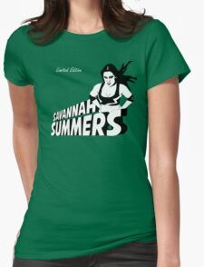 Savannah Summers Womens Fitted T-Shirt