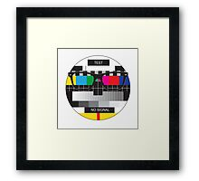 Retro Geek Chic - Headcase Framed Print
