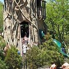 Zoo Tree House by AuntieJ