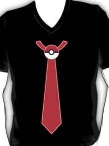 Pokeball Tie Tee T-Shirt
