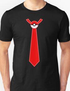 Pokeball Tie Tee Unisex T-Shirt