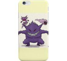 Ghastly Evolution iPhone Case/Skin