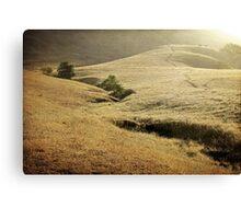 Mission Peak Sunrise Canvas Print