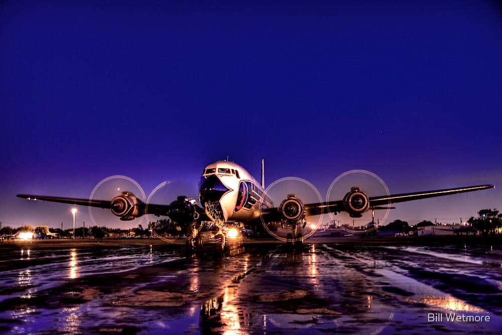 Night Flight by njordphoto