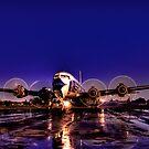 Night Flight by Bill Wetmore