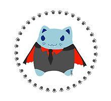 Steve: Vampire by lokiimotion