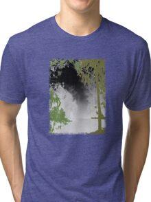 Eucalypts in the Fog Tri-blend T-Shirt