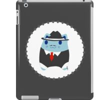 Steve: Mafia  iPad Case/Skin