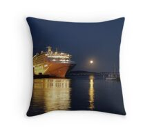 Outshining Throw Pillow