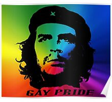 Che Gay Pride Poster