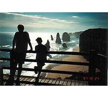Sunset at the 12 Apostles -  Port Campbell Photographic Print