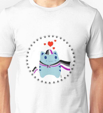 Steve loves Asexuals Unisex T-Shirt