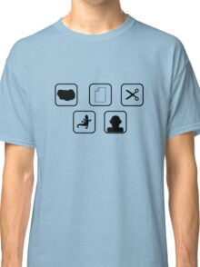 Lizard Spock Expansion Classic T-Shirt