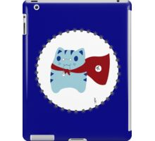 Steve: Geeks will inherit the Earth iPad Case/Skin
