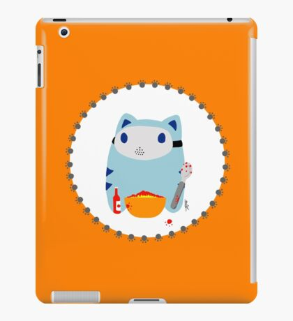 Steve: Cereal killer iPad Case/Skin