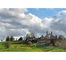 The Royal Observatory in Greenwich Photographic Print