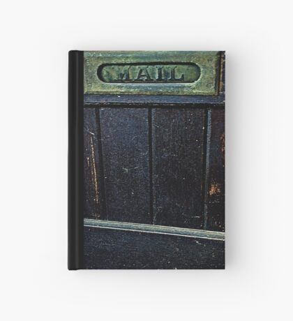 """Entry"" Hardcover Journal"