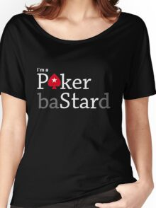 Pokerstar Women's Relaxed Fit T-Shirt