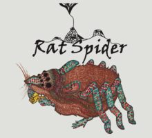Rat Spider Tee 863 views by Beatrice  Ajayi