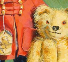 Teddy Bears with Attitude 2 Sticker