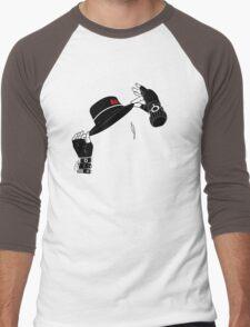 Breakin' ICON - Ozone by Shabba-Doo  Men's Baseball ¾ T-Shirt