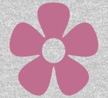 Pink Flower Kids Clothes