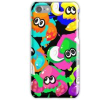 Splatoon - Inkling Squad iPhone Case/Skin