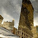 FLAT IRON REFLECTIONS by Gilad