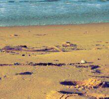 Summer Sand Sticker