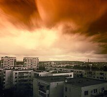 Sleepy Storm by Bogdan Ciocsan