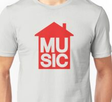 House Music Unisex T-Shirt