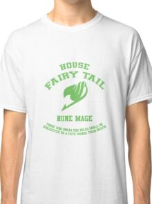 Rune Mage of Fairy Tail - normal Classic T-Shirt