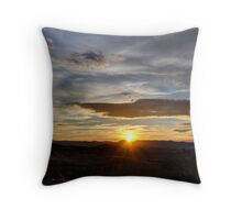 Hello SunSet! Throw Pillow
