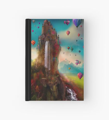 The Festival of Hin Chang Tor Hardcover Journal