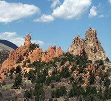 Garden of the Gods by David Shaw