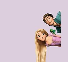 Rapunzel by NAAY