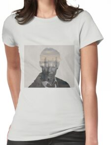 True Detective - Rust Cohle  Womens Fitted T-Shirt