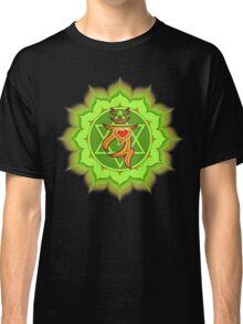 Lucky's Heart Chakra Classic T-Shirt