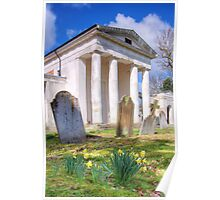 The Palladian Church Poster